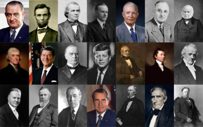 Secrets of the Library: Presidential Signatures